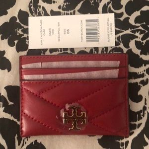 NWT Tory Burch Card Holder